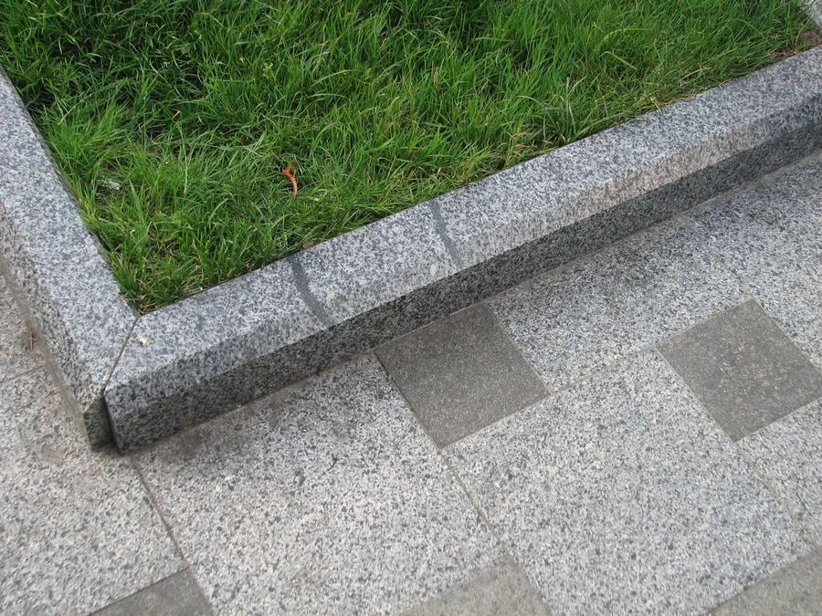 Бордюр на бетоне что такое керамзитобетон на керамзитовом песке